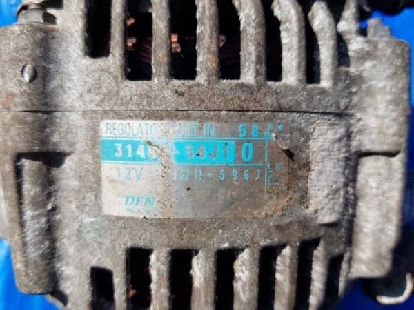 Генератор Suzuki Alto HA24S K6A 31400-58J10, 10221-5961, 31400-58J1 (б/у)