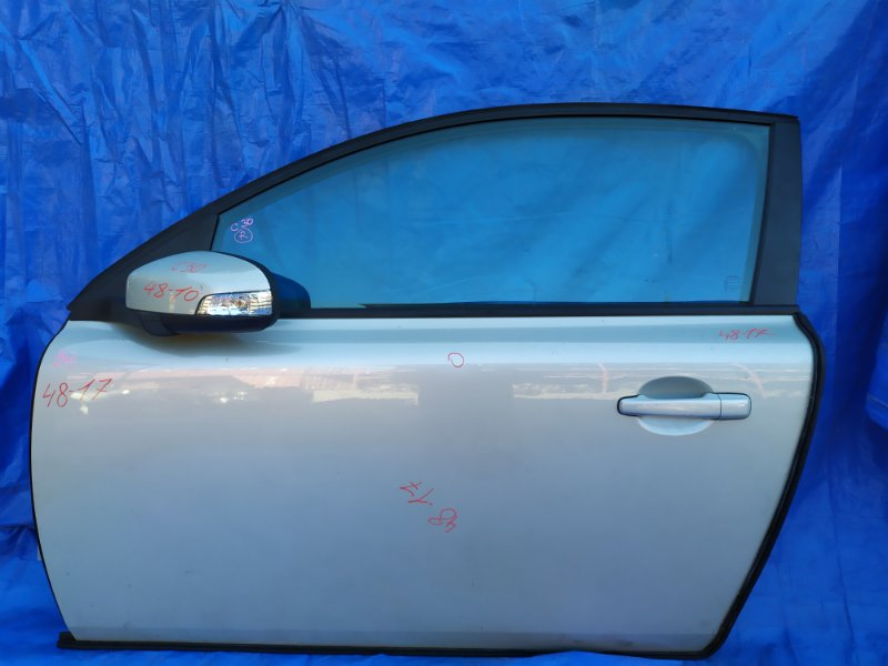Дверь Volvo C30 передняя левая (б/у)