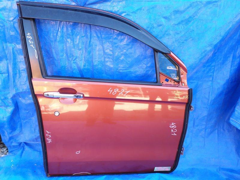 Дверь Honda N-Wgn JH1 передняя правая (б/у)