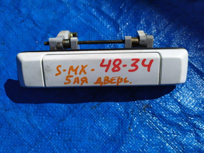 Ручка задней двери Honda S-Mx RH2 B20B (б/у)