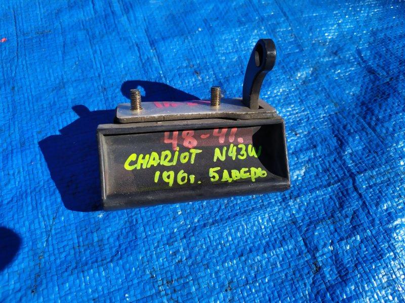 Ручка задней двери Mitsubishi Chariot N43W 4G63 (б/у)