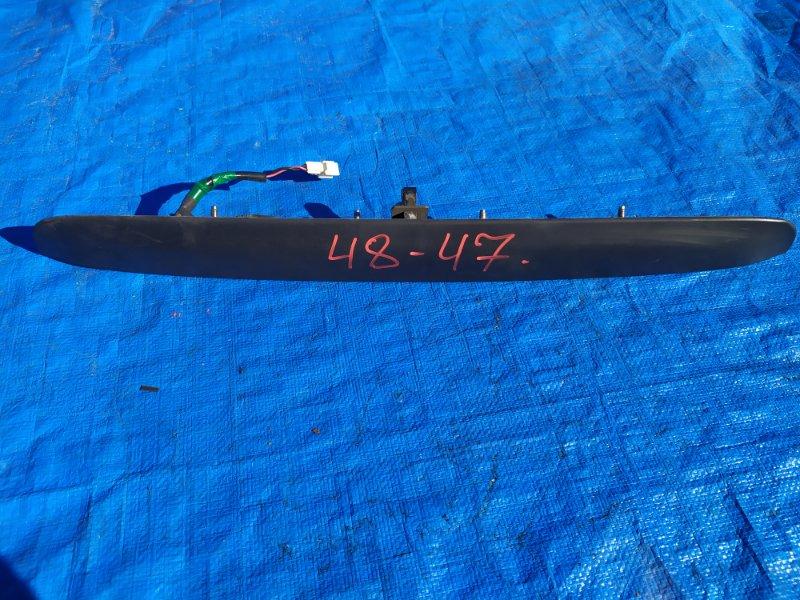 Ручка задней двери Nissan Wingroad WFNY10 GA15DE (б/у)