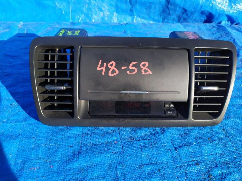 Консоль печки Subaru Legacy BP5 EJ20 (б/у)