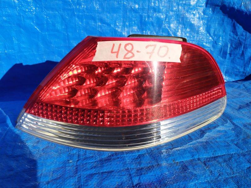 Стоп-сигнал Bmw 7-Series E65 N62B44A 2002 правый 1238 (б/у)