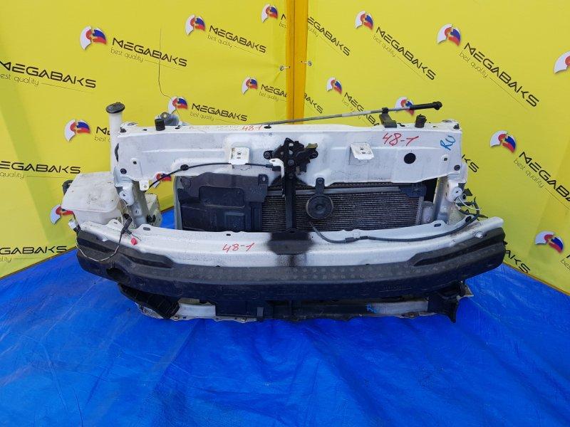 Жесткость бампера Toyota Porte NCP145 2NR-FKE передний (б/у)
