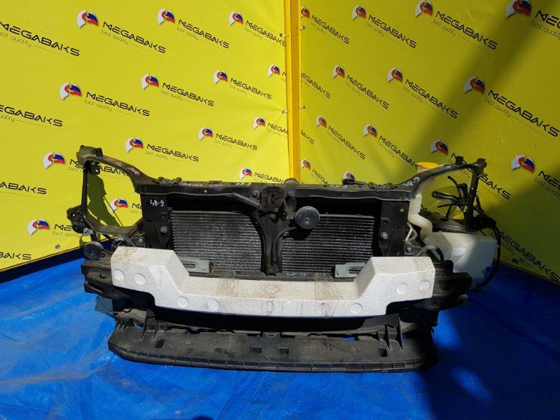 Защита бампера Subaru Exiga YA5 EJ204 передняя (б/у)