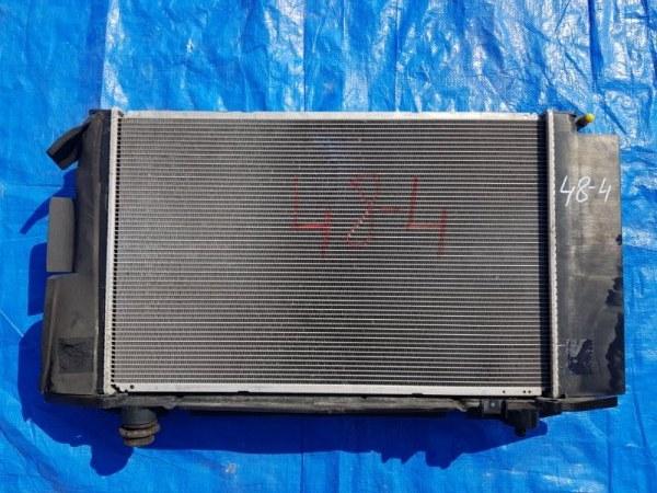 Радиатор основной Toyota Auris NZE181 1NZ-FE (б/у)