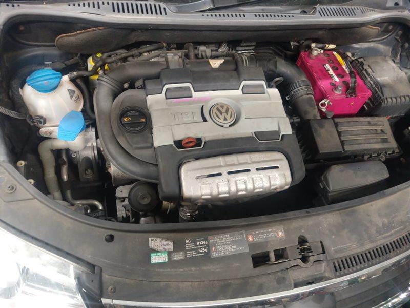 Акпп Volkswagen Touran MK5 BMY 2009 KPY (б/у)