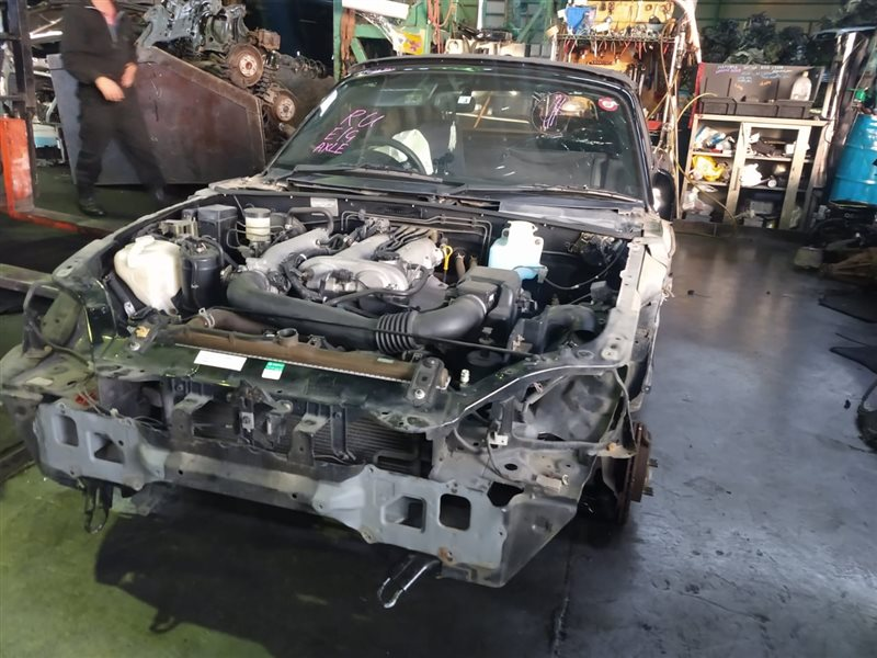 Мкпп Mazda Roadster NB6C B6 1998 D-56 5MT (б/у)