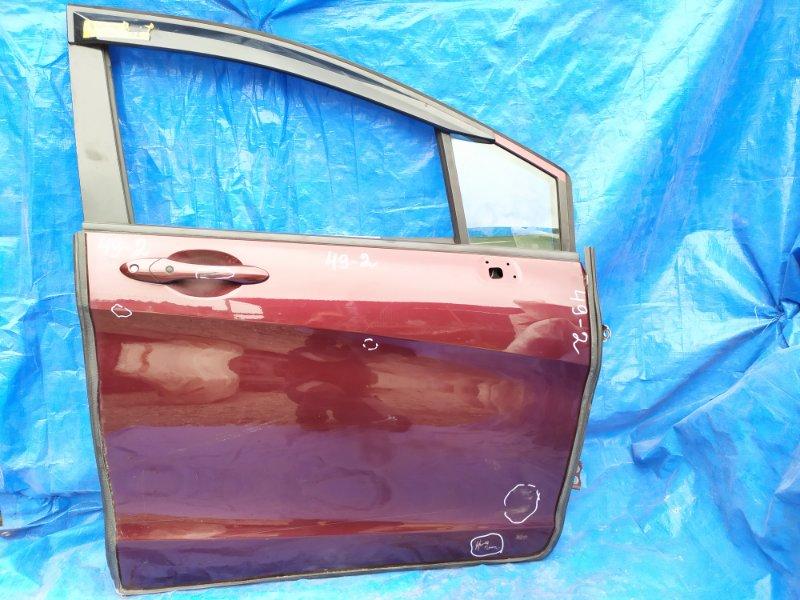 Дверь Honda Freed GB3 передняя правая (б/у)