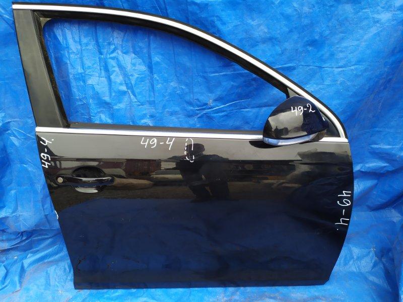 Дверь Volkswagen Jetta 1K2 BLG 2005 передняя правая (б/у)