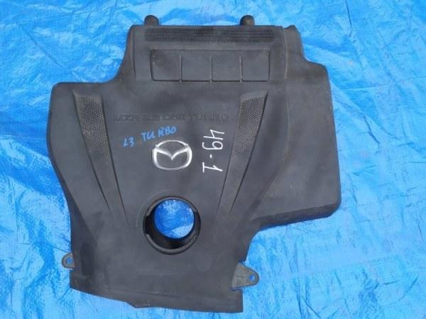 Крышка двс декоративная Mazda Mpv LY3P L3-VDT (б/у)