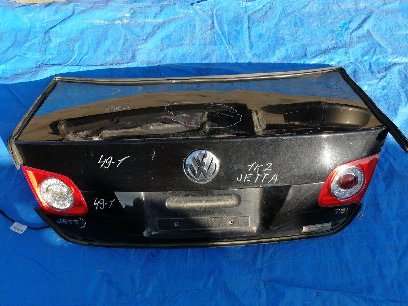 Крышка багажника Volkswagen Jetta 1K2 BLG 2005 (б/у)