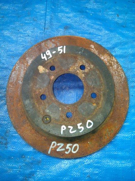 Тормозной диск Nissan Murano PZ50 передний (б/у)