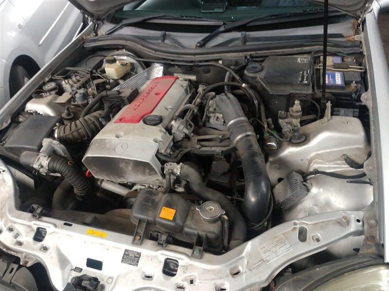 Двигатель Mercedes-Benz Slk-Class R170 111973 22070232 (б/у)