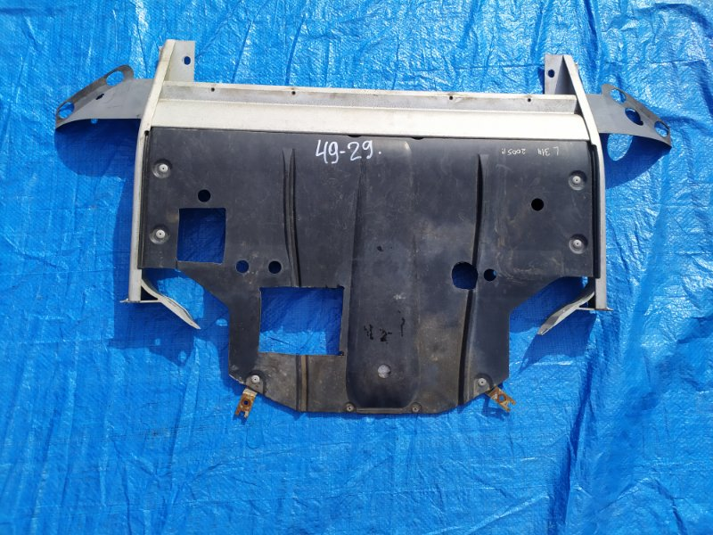 Защита двигателя Land Rover Freelander L314 25K4F (б/у)