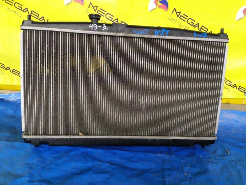 Радиатор основной Honda Cr-Z ZF1 LEA 2010 (б/у)