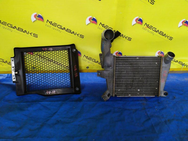Радиатор интеркулера Mazda Mpv LY3P L3-VDT (б/у)