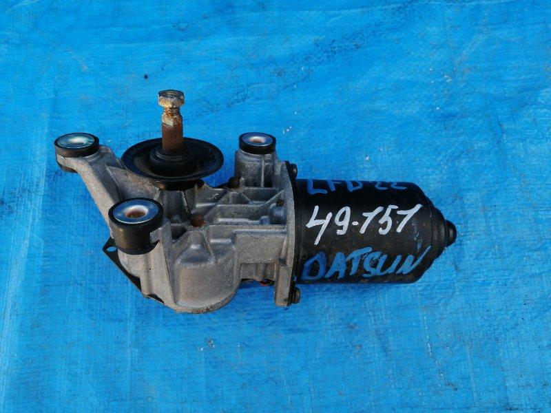 Мотор дворников Nissan Datsun LFMD22 KA24DE (б/у)