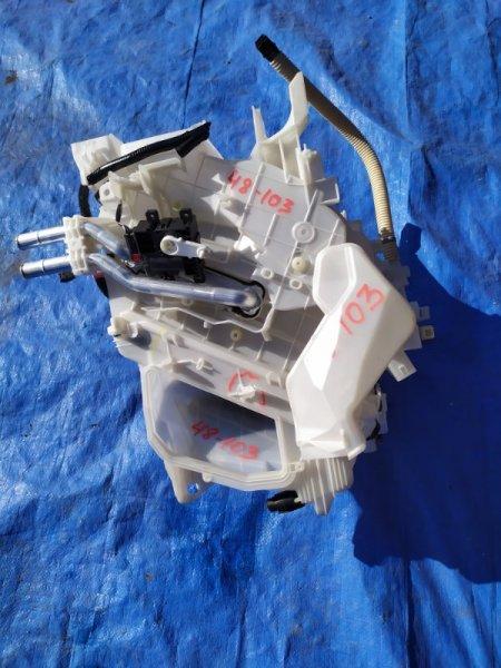 Радиатор печки Toyota Sienta NHP170 1NZ-FXE (б/у)