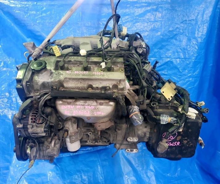 Двигатель Mazda Capella GW5R KL-ZE 2000 805603 (б/у)