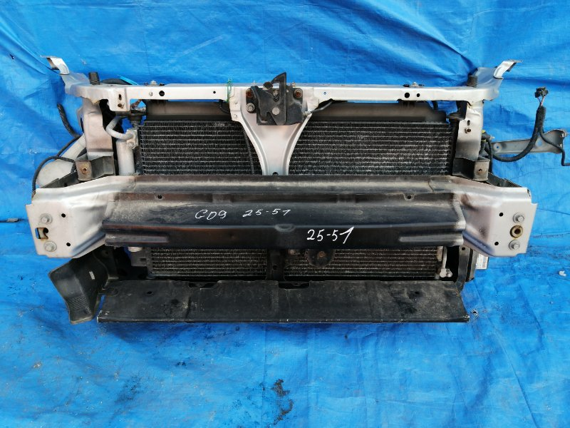 Жесткость бампера Honda Fit Aria GD9 L15A передний (б/у)