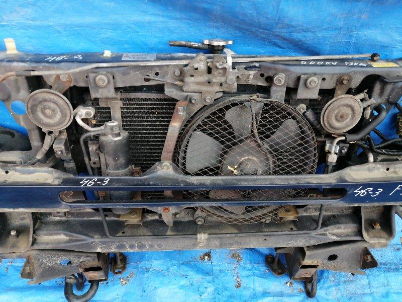 Радиатор кондиционера Daihatsu Rocky F300S HD-E (б/у)