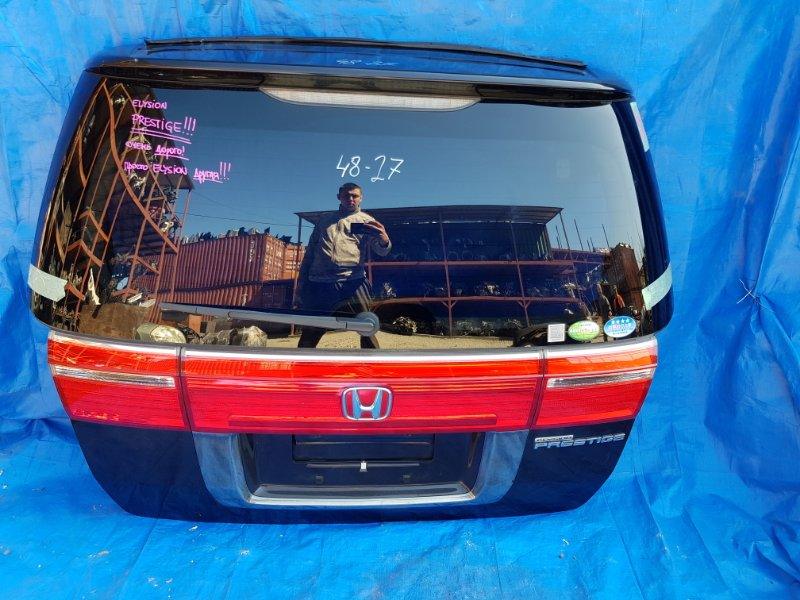 Дверь задняя Honda Elysion RR1 K24A CAMERA (б/у)