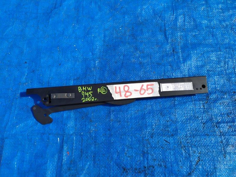 Шторка окна Bmw 7-Series E65 N62B44A 2002 задняя правая (б/у)