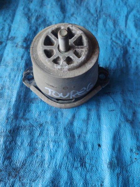 Подушка двигателя Volkswagen Touareg 7LA AZZ 2002 правая (б/у)