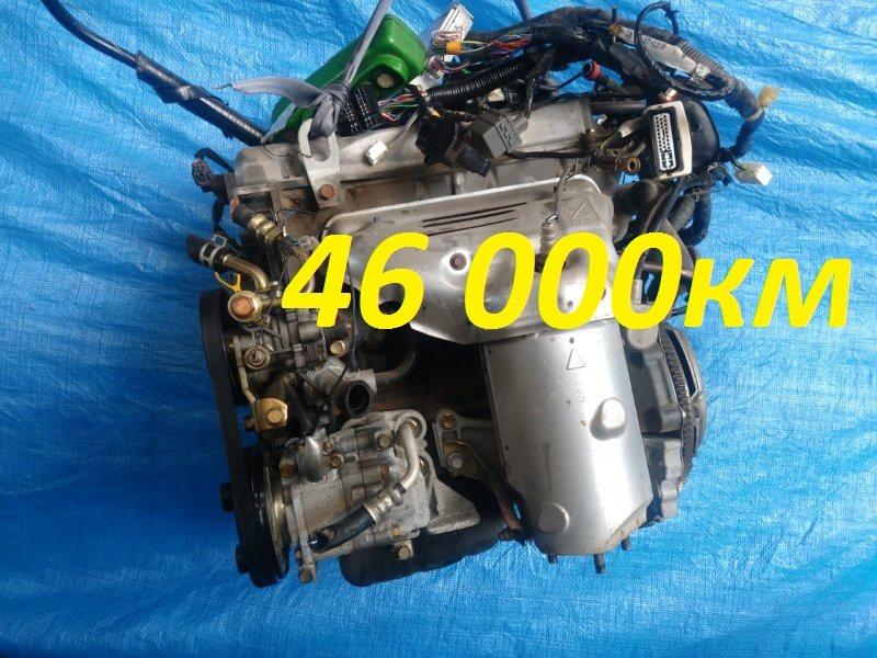 Двигатель Mazda Familia BJ5P ZL 2001 393107 (б/у)
