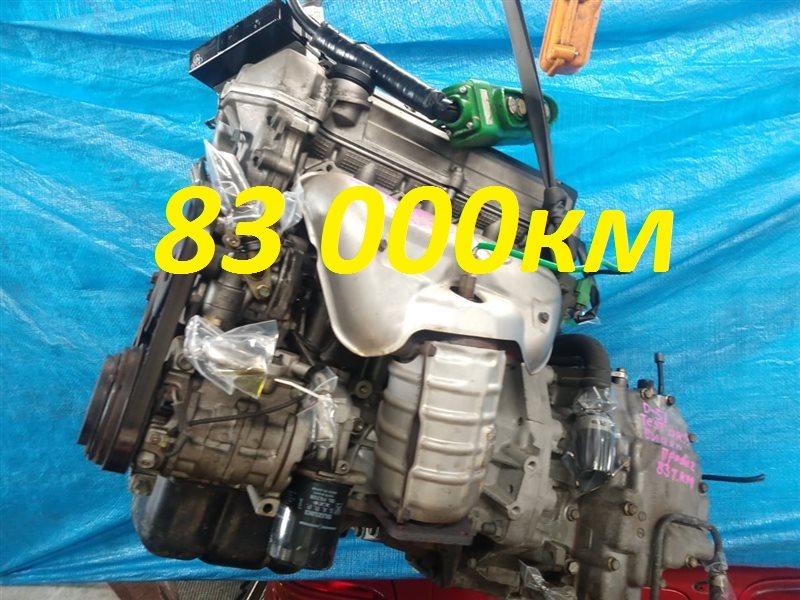 Акпп Suzuki Aerio RB21S M15A 2001 4WD (б/у)