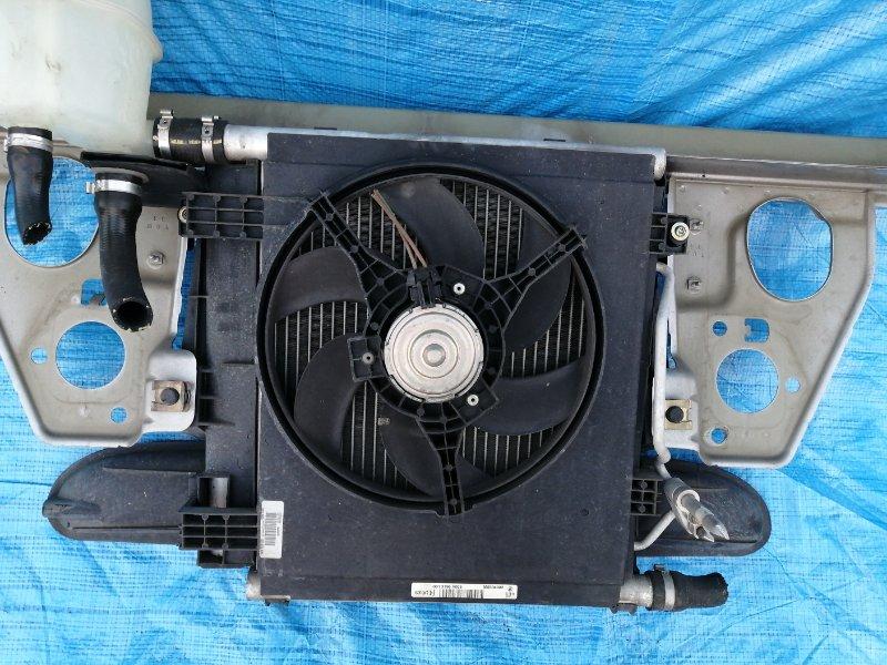 Радиатор основной Smart Fortwo W450 (б/у)