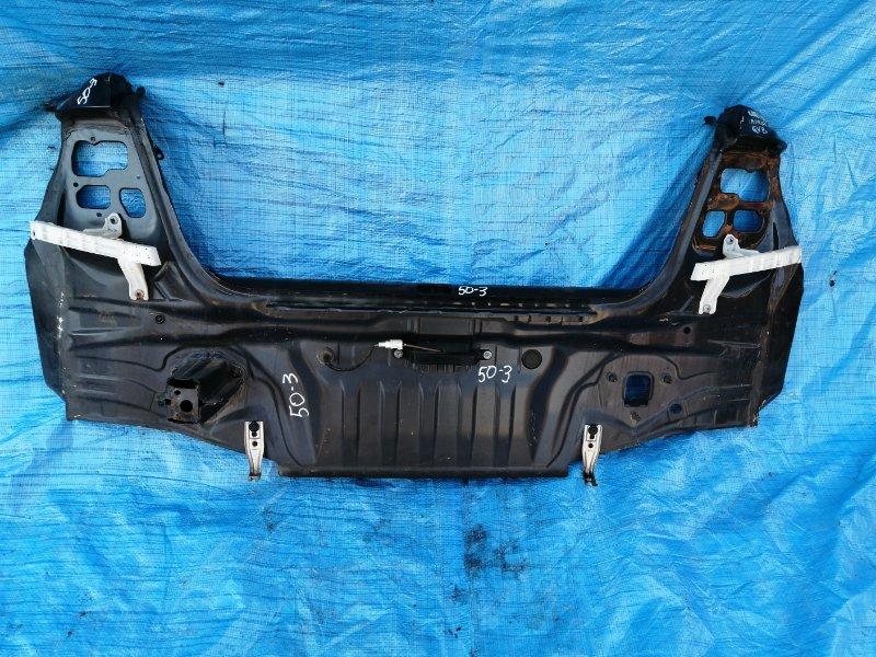 Задняя панель кузова Subaru Impreza Wrx Sti GVB (б/у)