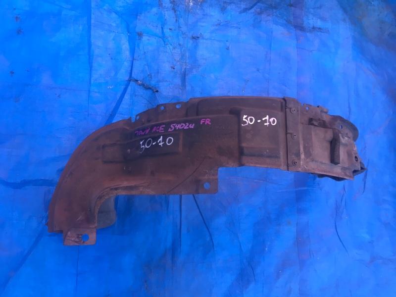 Подкрылок Toyota Town Ace S402M 3SZ передний правый (б/у)
