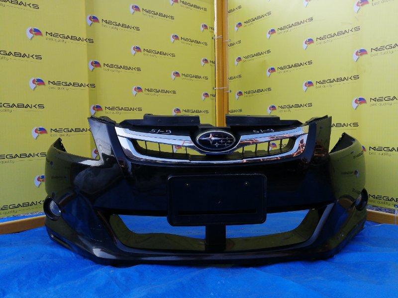 Бампер Subaru Exiga YA4 передний I MODEL (б/у)