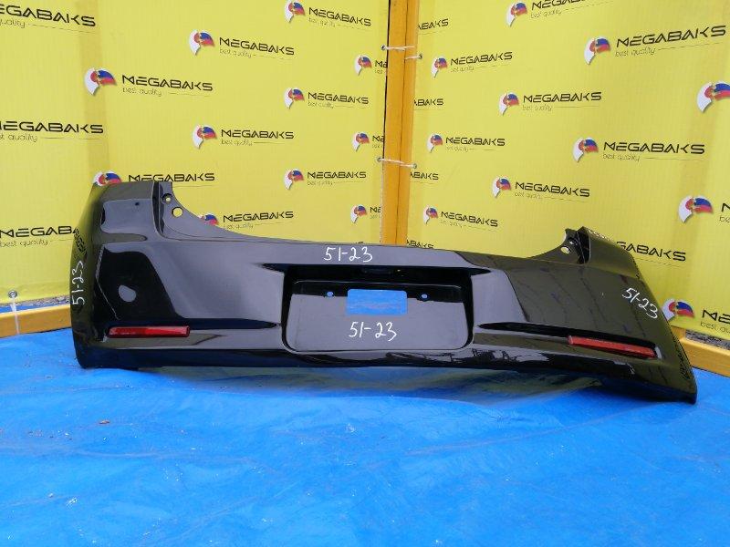 Бампер Daihatsu Move Conte L585 задний II MODEL (б/у)