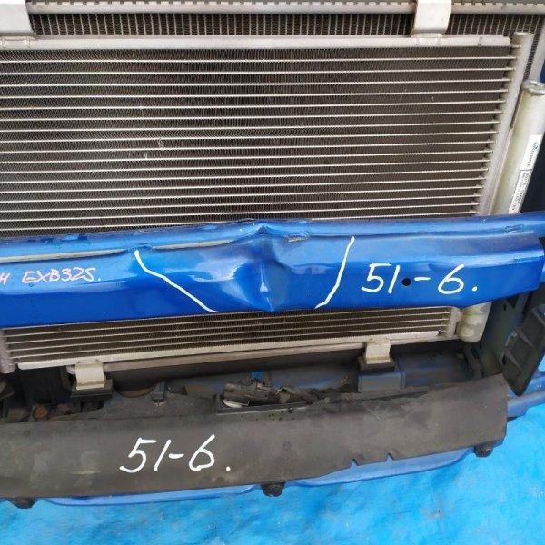 Жесткость бампера Suzuki Splash XB32S K12B 2009 передний (б/у)