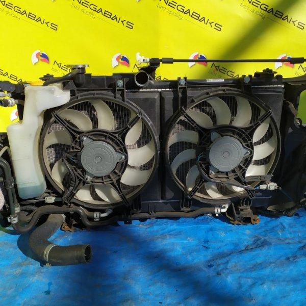Радиатор основной Subaru Impreza Xv GP3 FB16 (б/у)