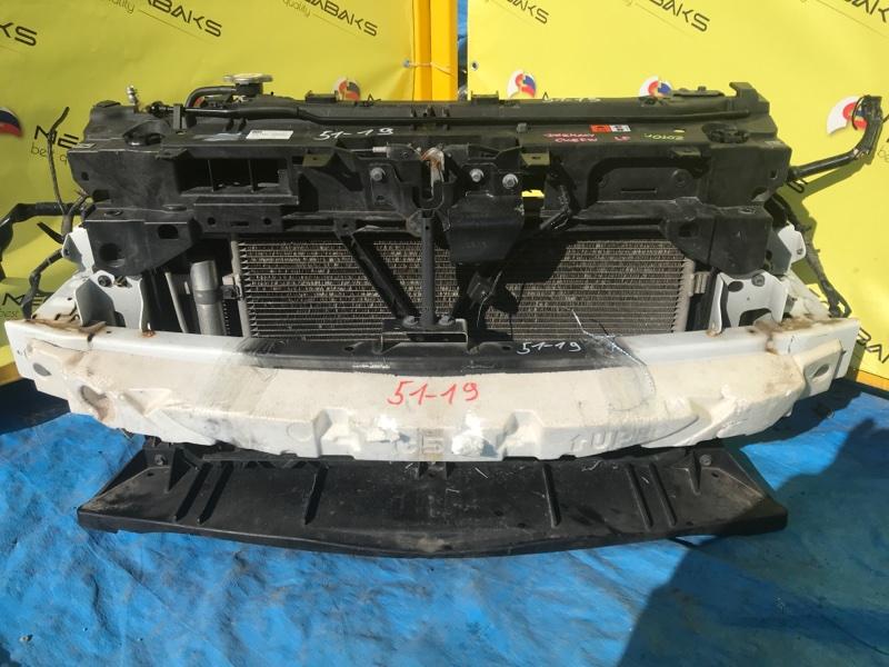Защита бампера Mazda Premacy CWEFW LF 2010 передняя (б/у)