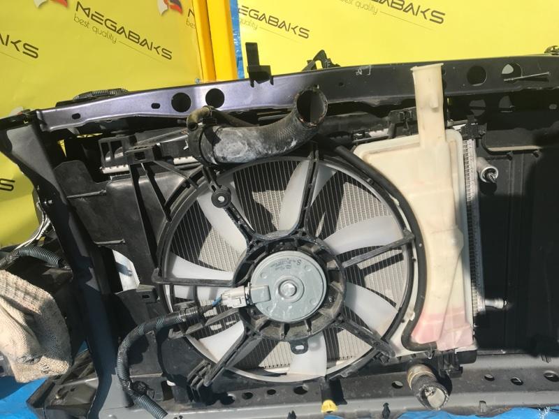 Радиатор основной Toyota Corolla Fielder NZE161 1NZ-FE (б/у)