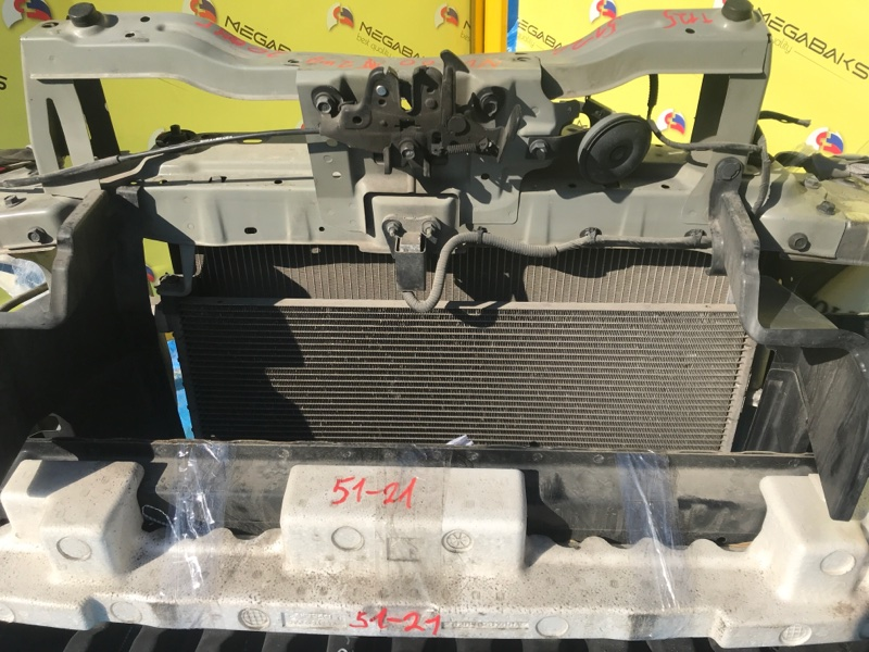 Радиатор кондиционера Nissan Nv200 VM20 HR16 (б/у)