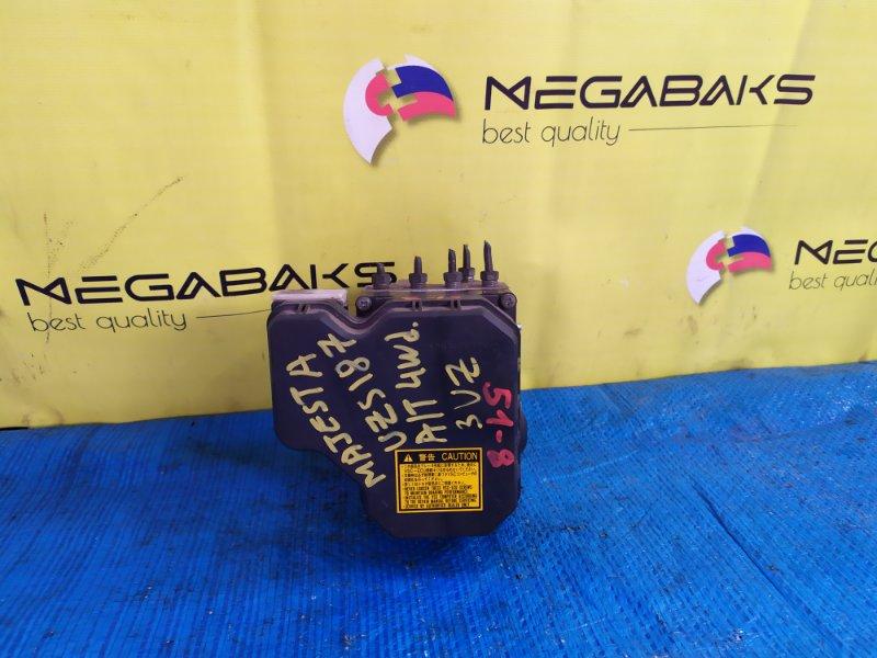 Блок abs Toyota Crown Majesta UZS187 3UZ-FE 44540-30190 (б/у)