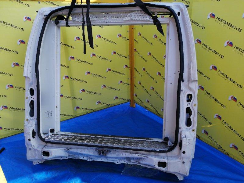Задняя панель кузова Toyota Hiace KDH206 1KD (б/у)
