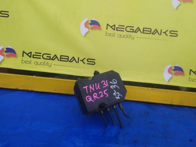 Блок abs Nissan Presage TNU31 QR25 MD3828 (б/у)