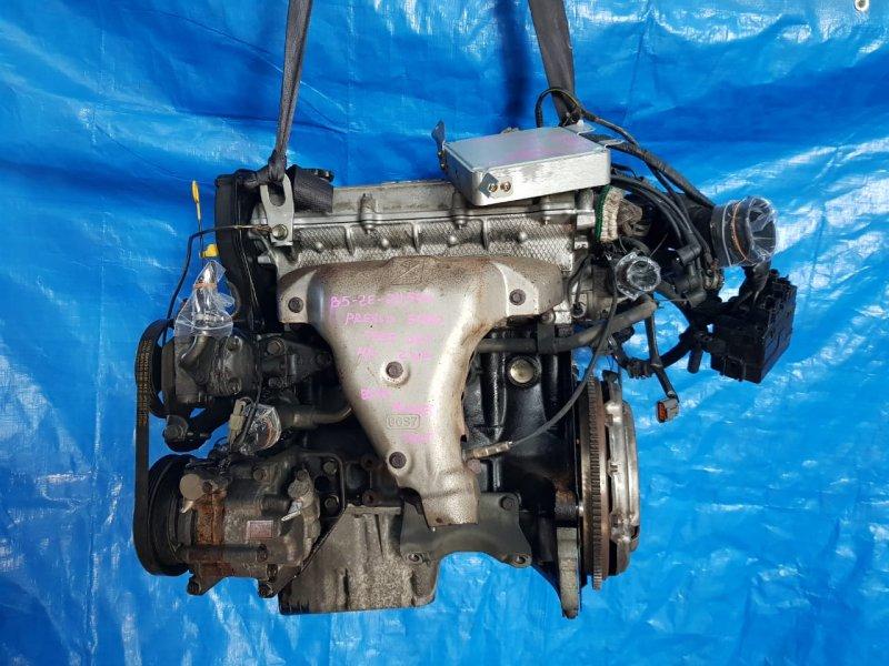 Двигатель Mazda Eunos Presso EC5S B5-ZE 1996 211544 (б/у)