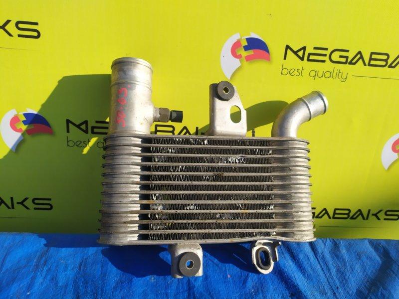 Радиатор интеркулера Daihatsu Yrv M211G K3-VET (б/у)