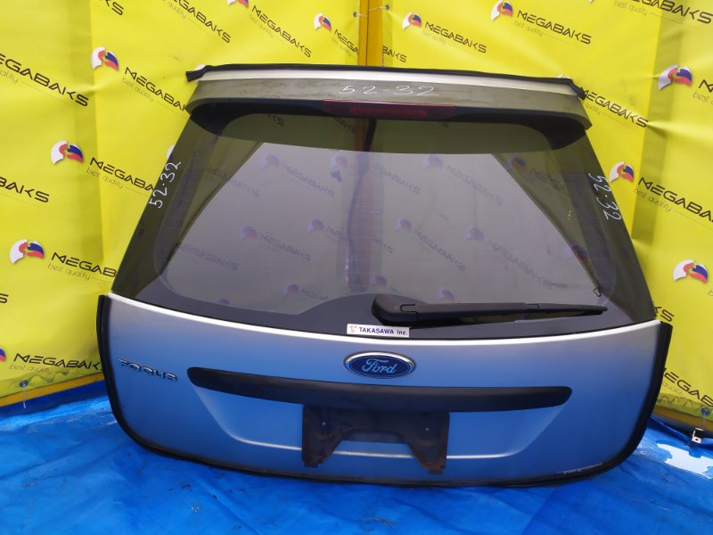 Дверь задняя Ford Focus CB4 HWDA 2004 (б/у)