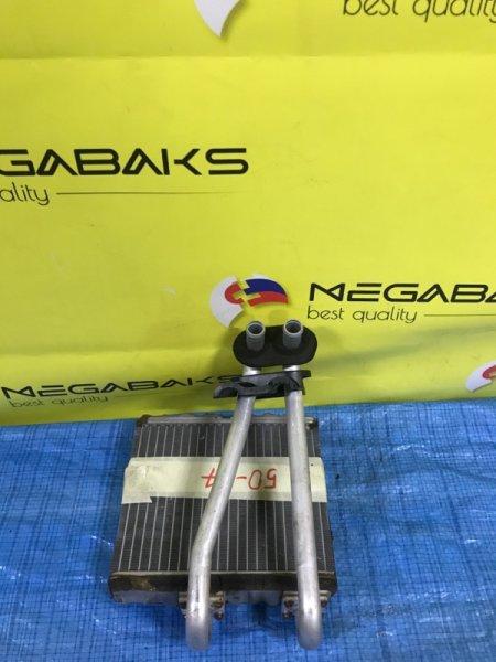Радиатор печки Mitsubishi Galant E53A 6A11 (б/у)