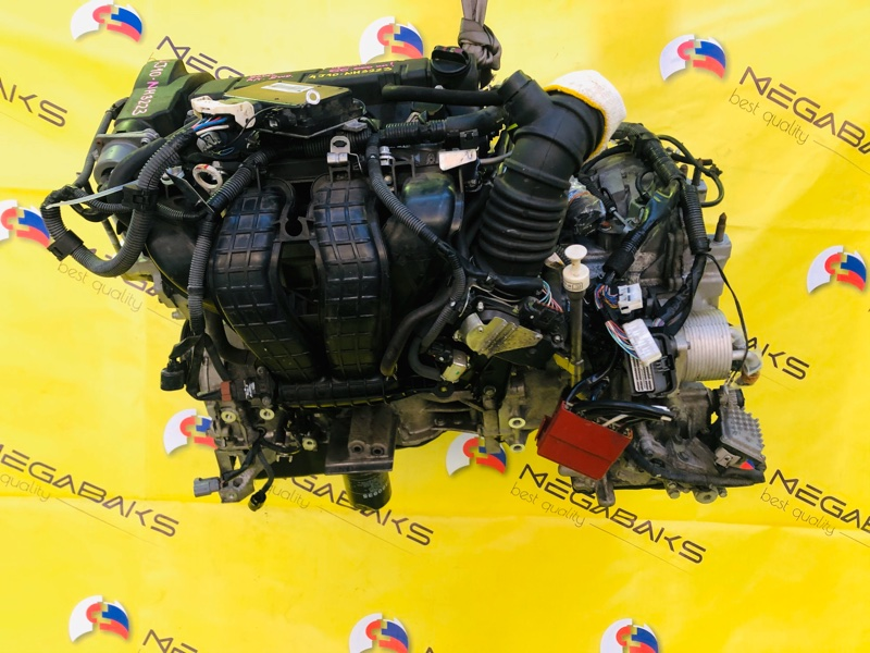 Двигатель Mitsubishi Galant Fortis CY6A 4J10 2014 NH3223 (б/у)